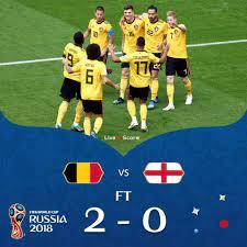 Vidéo 2-0 de Belgique - Vidéo de la Coupe du Monde 2018 - Troisième place