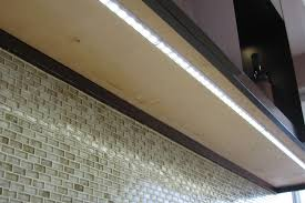 kitchen lighting under cabinet led. Led Under Cabinet Lighting Direct Wire Dimmable Kitchen Light Fixture Low
