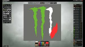 Apb Monster Logo Car Youtube