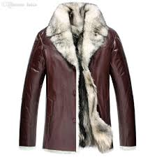 fall 6xl plus size lambskin leather clothes first genuine leather jacket italian winter wolf fur coats for men coated carbide coats size clothes beach