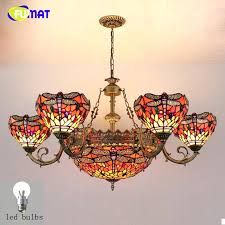 artistic glass chandeliers baroque chandeliers artistic lights for living room dining room vintage stained glass chandelier