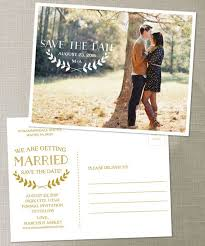 Wedding Postcard Save The Dates Save The Date Postcards For Weddings