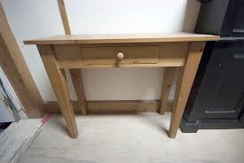 pine console table. Pine Console Table