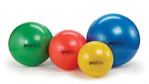 Yoga Ball Size Chart Theraband Exercise And Stability Ball Pro Series Theraband