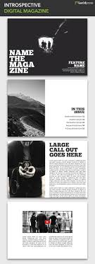 Magazine Content Page Layout Design 14 Magazine Layout Design Ideas For Your Inspiration