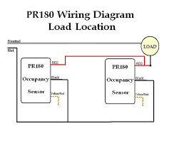 how to wire a leviton pr180 attached images