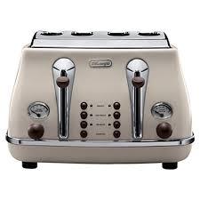 Retro Toasters vintage toaster delonghi vintage icona toaster cream vintage 4112 by uwakikaiketsu.us