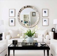 Mirror grouping on wall Info Mirror Grouping On Wall Marvelous How To Mercury Glass Pumpkin Home Pinterest Neutral Living Interior Design Medicinafetalinfo Mirror Grouping On Wall Wearesirclecom