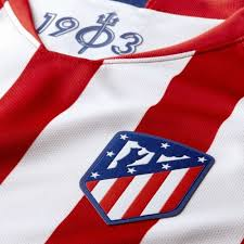 With crest atletico madrid home kit shirt jersey 2020/21. Nike Atletico Madrid Home Jersey 19 20 Soccer Premier