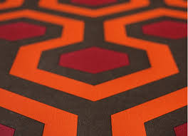 The Power of Pattern The carpet in The Shining a chat with