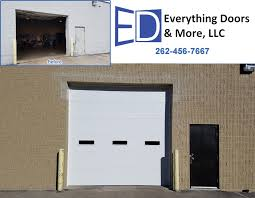 commercial garage door service and installation