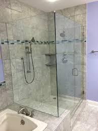 frameless shower doors in michigan