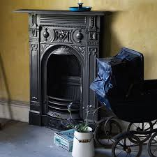 cast iron combination fireplaces fireplace inserts surrounds