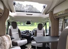 iconic motorhomes bolero 684 four person