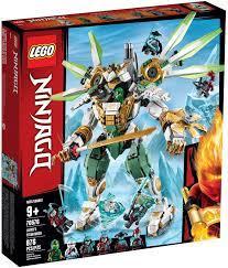 Nơi bán Đồ chơi lắp ráp Lego Ninjago 70676 Lloyd's Titan Mech giá rẻ nhất  tháng 08/2021