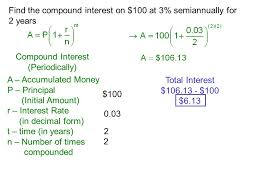 Release Of Interest Form New Section 4444 The Number E Compound Interest Periodically A