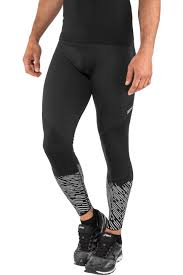 2xu Youth Compression Tights Size Chart 2xu Wind Defence Compression Tights Men Black Silver Lightbeams Reflec