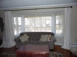 Two Story Living Room Curtains Window Treatment Ideas Multiple Windows Window Treatment Ideas