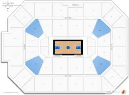 Allstate Seating Chart Allstate Arena Basketball Seating Rateyourseats Com