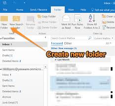 How To Creat How To Create Folders In Outlook The Inbox Hack You Need Yesware