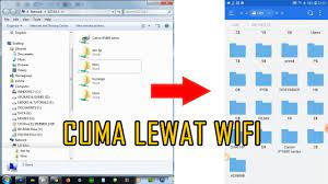 Bluetooth is a wireless data transfer technology between two connected devices. Cara Transfer File Hp Ke Komputer Tanpa Kabel Data Youtube