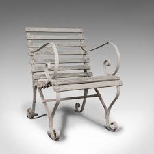antique english victorian wrought iron