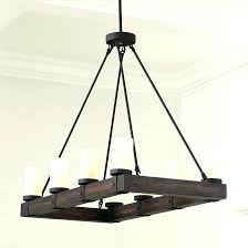 gray wood and iron valencia chandelier wood and iron chandelier chandelier wood home light wood gray