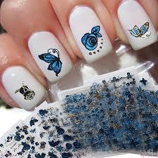 Butterfly Nail Art Design- A Favorite Among Women - Nail Art ...