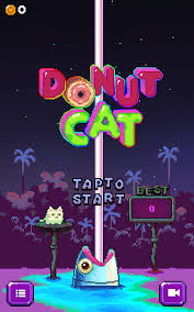 Android Game Menu Design Donutcat Screenshots For Android Mobygames