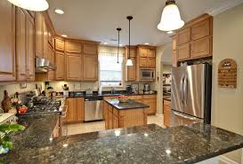 kitchen color ideas with oak cabinets. Maple Kitchen Cabinets With Granite Countertops Color Ideas Oak A