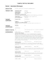 Objectives In Resumes Unique Examples Of Objectives For Resumes Template Resume Download