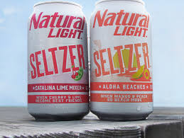 Bud Light Green Tea Bud Light Seltzer To Lead Ab Inbevs Charge In The Category