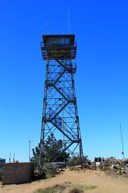 Lookout Tower Plans Lookout Tower At The Palomar Mountain Highpoint Photos