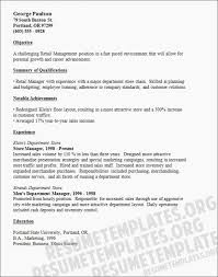 Outside Sales Resume Example Enchanting Resume Examples For Retail Store Manager Outside Sales Resume