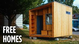 Small Picture Can Tiny Homes Solve Homelessness In The US YouTube
