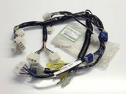kubota kx series excavator wiring harness loom rc30153380 kubota kh series excavator wiring harness loom 6858884410