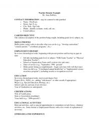 Student Teaching Resume Fascinating 48 Impressive Student Teaching Resume Samples Template Free