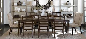 rectangular tables throughout dining room and chairs idea 19