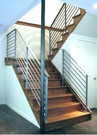 metal handrails for outdoor steps railings concrete stairs interior stair ls rails modern railing best staircase