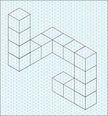 How To Use Isometric Graph Paper Magdalene Project Org