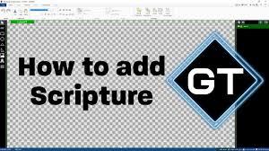 Title Designer Vmix Adding Bible Verses To Vmix Vmix