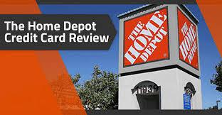 Home Depot Credit Card Review 2019 Cardrates Com