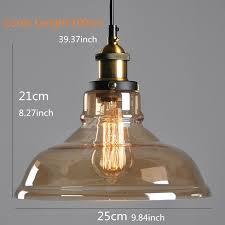 details about smoked glass pendant light bar bedroom vintage ceiling lamp kitchen led lighting