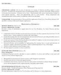 Sample Resume Builder Administrative Assistant Sample Resume Free Resume Builder For 59