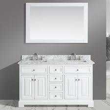 double sink vanity. rochelle 60\ double sink vanity