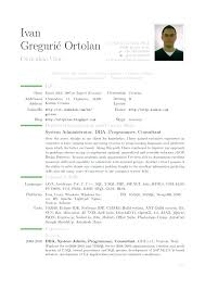 How To Write Perfect Resume Extraordinary Cv Or Resume Format Putasgae