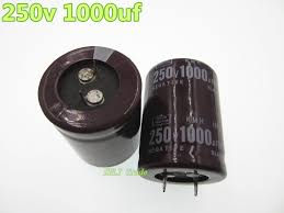 online buy whole 1000uf 250v capacitor from 1000uf 250v 10pcs lot electrolytic capacitors 250v 1000uf volume 30 40mm best price and good