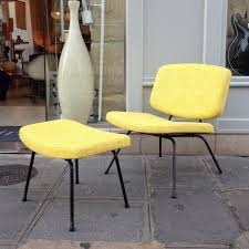 cm 190 lounge chair by pierre paulin for thonet 1950s