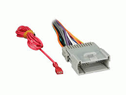 2006 2010 hummer h3 wire harness for after market radio installation