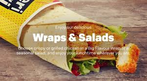 Mcdonalds Uk Nutrition Chart Wrap Of The Day Mcdonalds Uk What Is The Wrap Of The